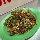 Singapore-style Char Kway Teow ($3)