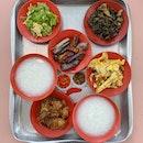 """""""Teochew Muay"""" or Teochew Porridge is the OG of """"detox"""" for me."""