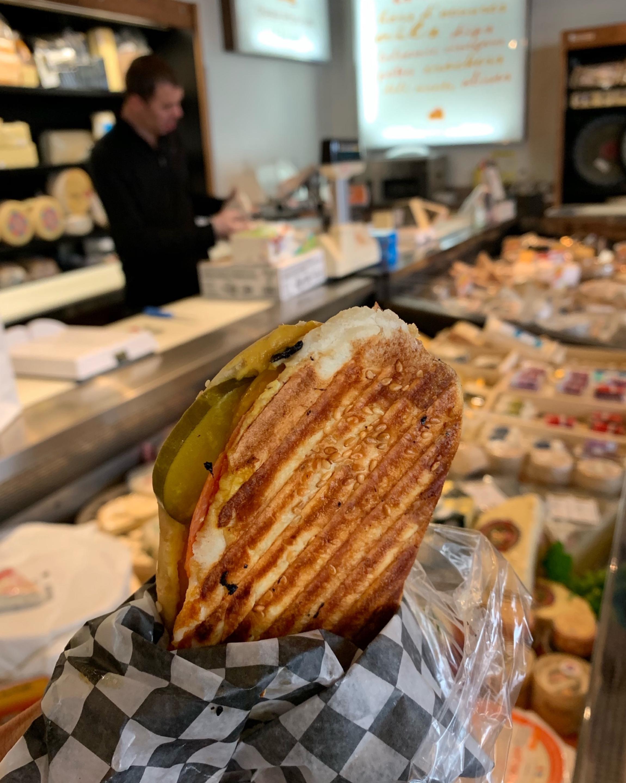 Standout Sandwiches
