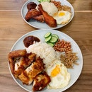 The Coconut Club Has Reopened At 28 Ann Siang Road And It Still Costs $12.80++ Per Plate.