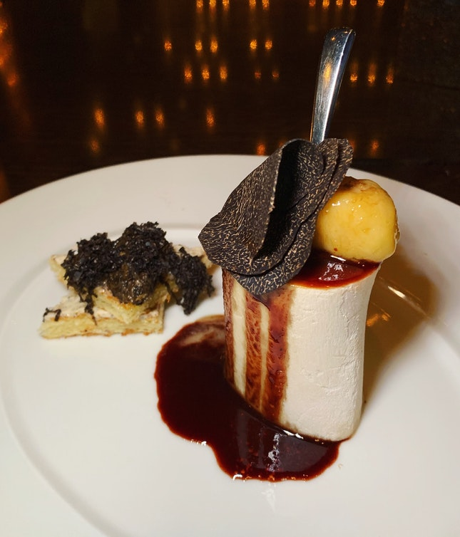 The Bone Marrow Flan Is Ultra Rich But It Shouldn't Be Missed ($32++)