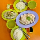 Chicken Rice Of A Slightly Healthier Style
