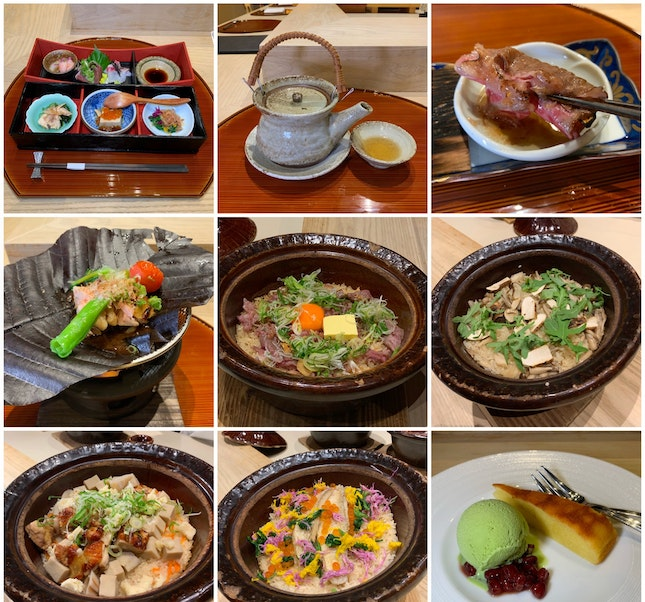 The Donabe Rice Here Would Be What I Would Return For.