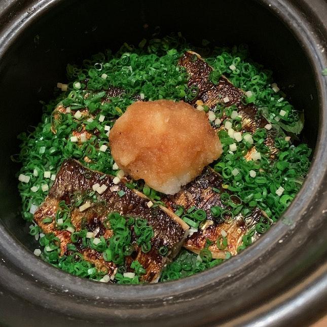 The Donabe Rice Never Fails To Impress (Dinner Set Menu: $268++ Per Pax)