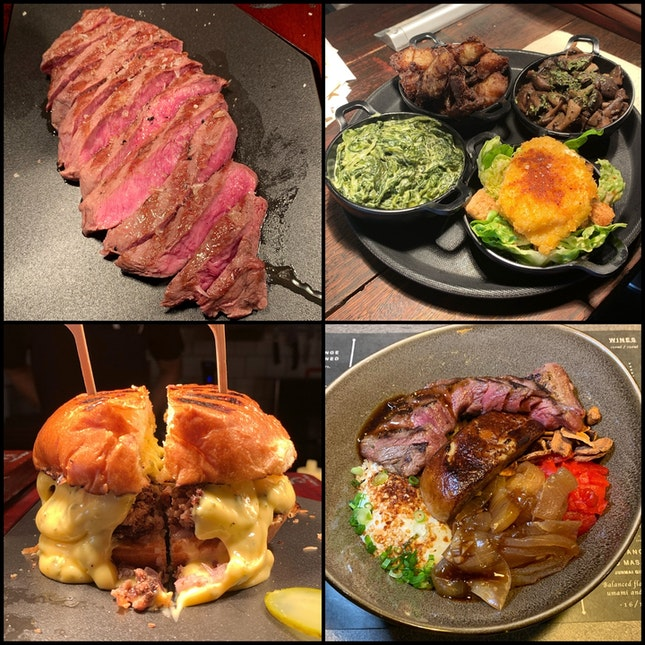 This Place Hits The Sweet Spot For Steak At A Good Value Price Point.