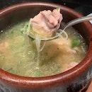 Small Claypot Chicken with Yuzu Pepper ($14++)