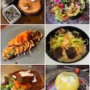 Italian Food By A Japanese Chef + A Serene Al Fresco Environment = A Great Date Venue