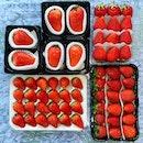 Premium Korean Strawberries Are All Kinds Of Wonderful!