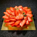 Limited Edition For This Weekend Only: Jukhyang Strawberry Tart