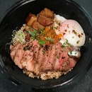 One Of The Most Decadent Wagyu Beef Rice Bowls Around.