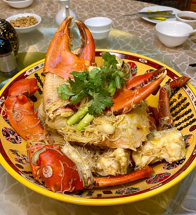 Very Tasty Crab Bee Hoon
