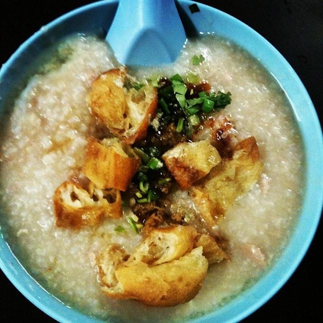 minced meat porridge for #dinner