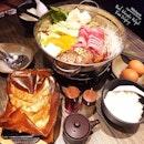 Client's treat at Watami.