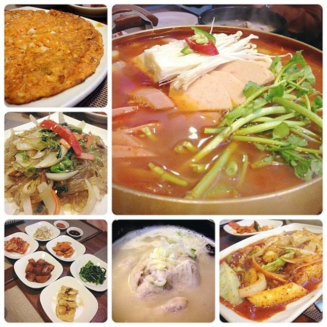 20130117 Dinner w Uni mates! @pandamanda__ @mehhhloves @nefuhs @liruz @kqingling