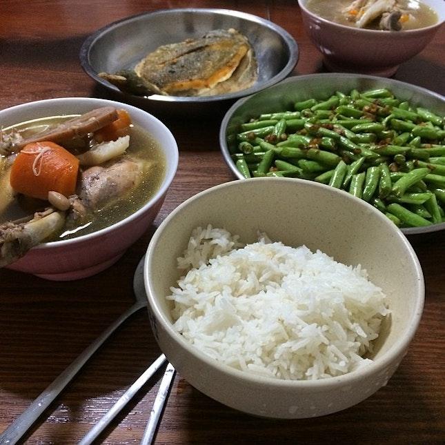 Why home cook food taste so nice?