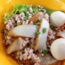 Song Heng Fishball Minced Meat Noodle (Ang Mo Kio 628 Market & Food Centre)