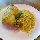 Chicken Rendang Pasta (Burpple 1-for-1)