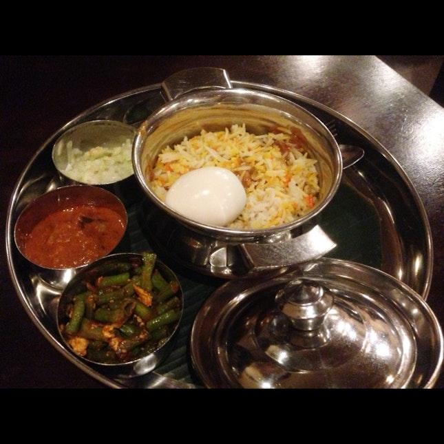 Chola Chicken Briyani