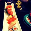 Sushi Salmon Set