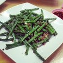 #stirfried #frenchbeans #driedshrimp #dinner #zhichar #localfood #yummy #delicious #singapore #sgfood #food #foodie #foodpic #foodshare #foodstagram #foodlover #instafood #ilovefood #burpple #icapturefood #foodblogger #foodgloriousfood #foodporn