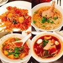 #penangcharkwayteow #herbalduck #meesua #prawnnoodles #assamlaksa #penangfood #buffet #dinner #copthornekings #hotel #singapore #food #foodie #foodstagram #foodlovers #ilovefood #icapturefood #igfood #foodporn #epochtimesfood #burpple #instafood #foodgloriousfood #8dayseatout #eatout #eatoutsg #delicious #yummy #variety