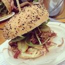 Jamie's Beef Bab. Yummieh! #food
