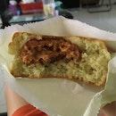 crunchy peanut butter pancake