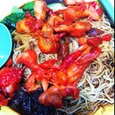 Roasted Chicken Wanton Noodles