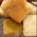 Peanut-Butter Steamed Bun