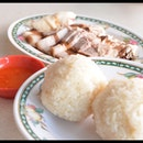 Have been craving for chicken rice ball ever since Malacca!