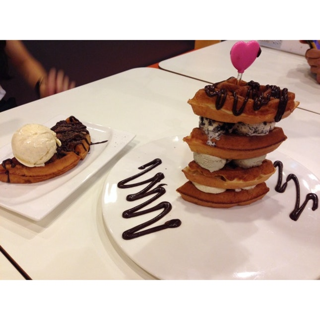 Oh Desserts