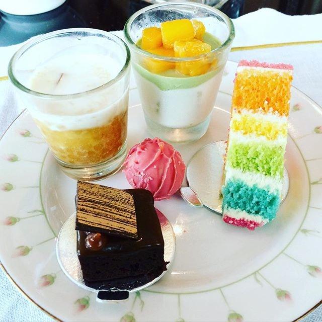 Desserts desserts desserts.
