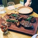 Argentinian Meat feast ($220)