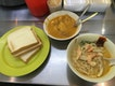 Laksa, Curry Chicken And Bread