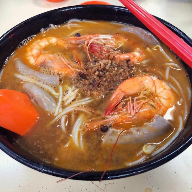 Hoe Nam Prawn Noodles Soup