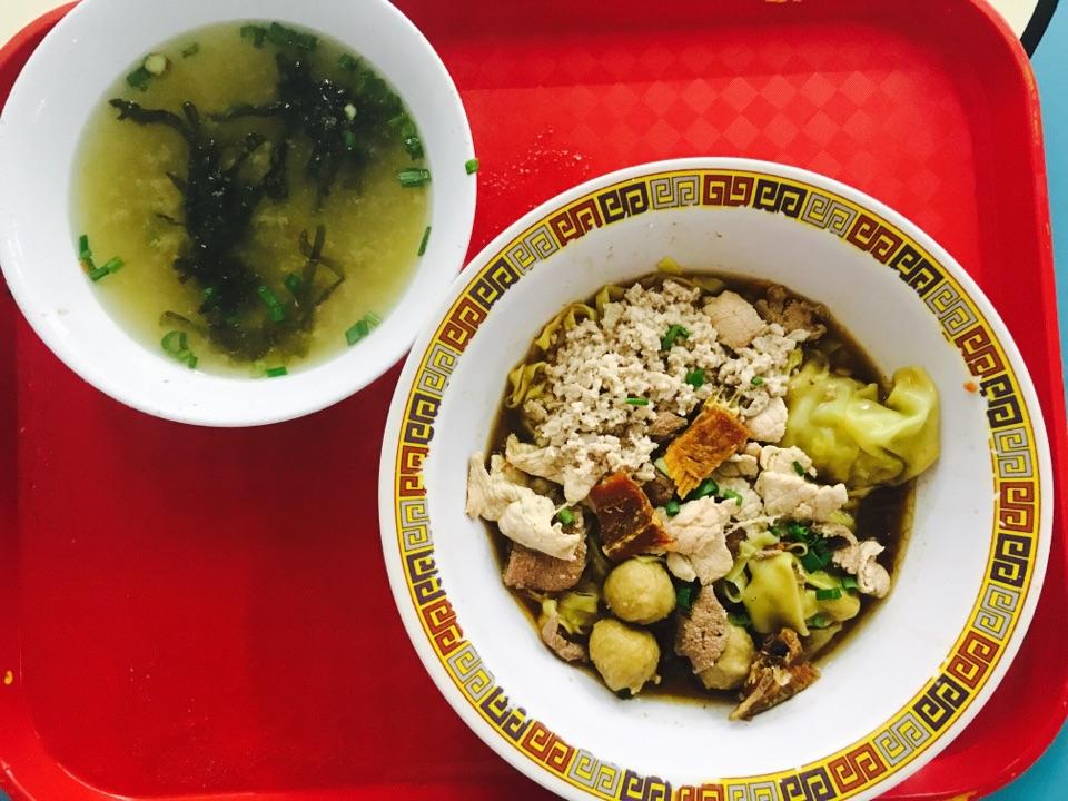 Expensive Michelin Star Pork Noodles