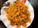 Crispy Golden Corn In Salted Egg Sauce