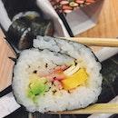Fancy sushi that you diy yourself?