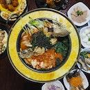 Bountiful Stew [$38.90], @yooganesg's CNY menu.