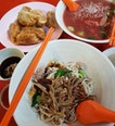 Red Wine Noodle & Dry Pan Mee