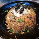 Nasi Goreng Daging Thai Basil