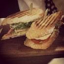 Chicken club sandwich #burpple