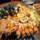 Seafood Platter For 2 ($49.95)
