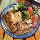 Salad Buffet ($12.95)