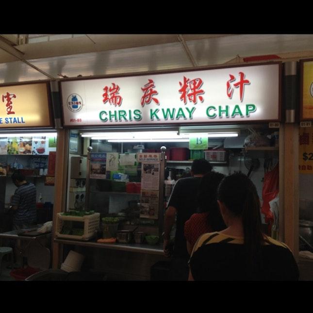 Kway Chap
