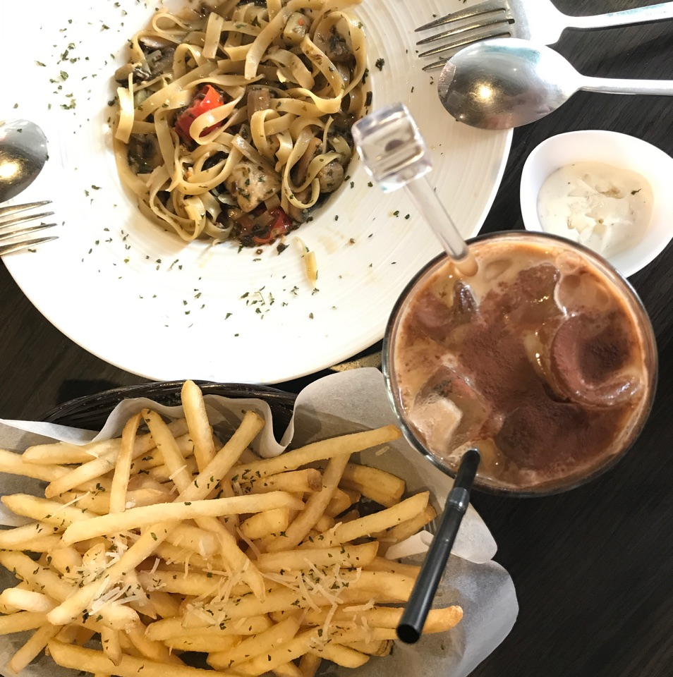 Affordable Quality Food And Coffee