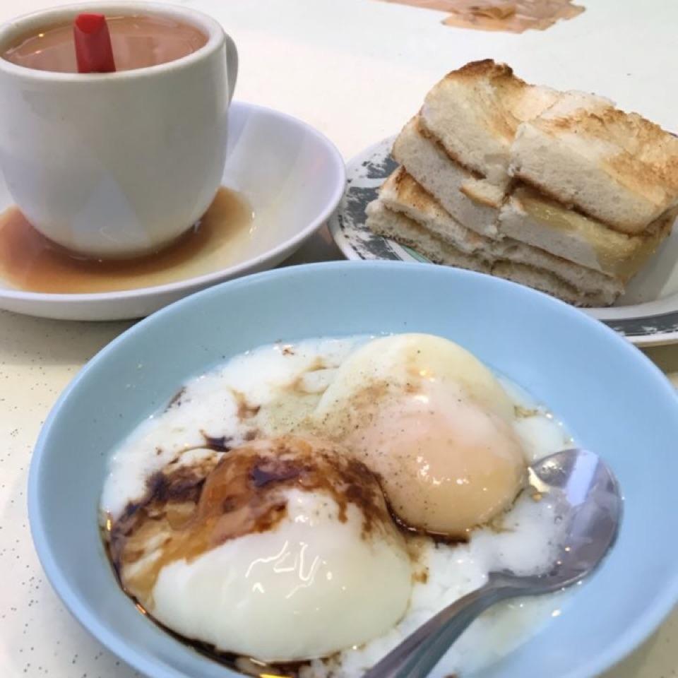 Overrated Breakfast Set