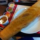 butter masala thosai