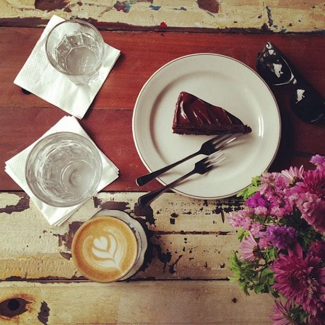 For Coffee and Ciabatta
