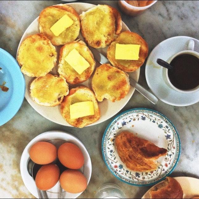 For Good Ol' Local Breakfast